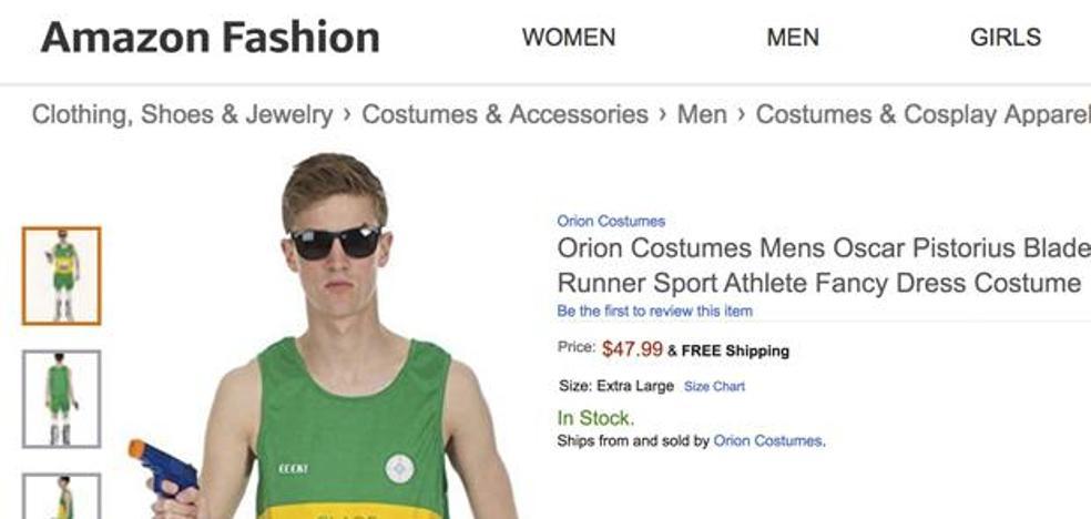 El polémico disfraz que Amazon ha tenido que retirar de su web