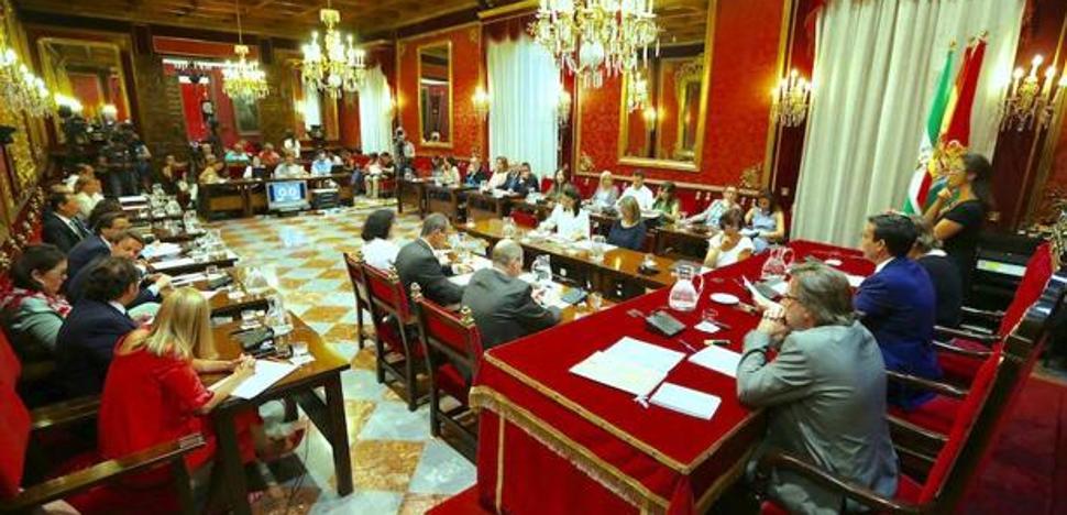 Pleno el viernes para reprobar al alcalde con el apoyo de PP, Cs y Vamos Granada