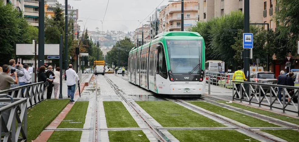FACUA Granada repasa «las asignaturas pendientes del Metro» un mes después de su apertura