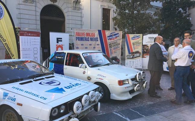 Así va a ser el rally 'Primeras Nieves' de Sierra Nevada