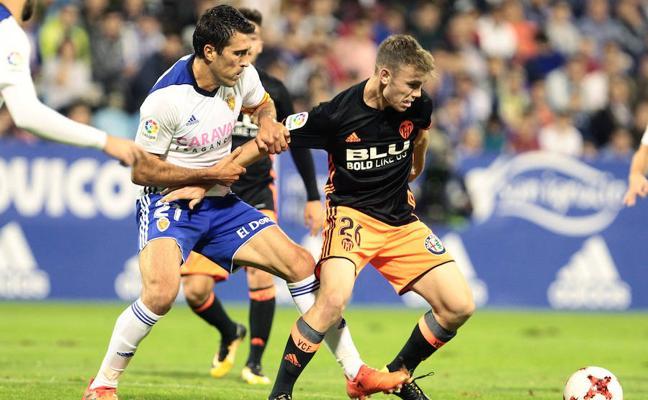 El Valencia tampoco falla en la Copa
