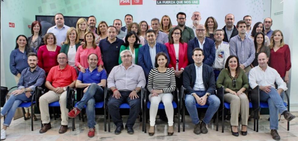 Empleo, estado del bienestar y 'Más PSOE', líneas de la nueva dirección provincial
