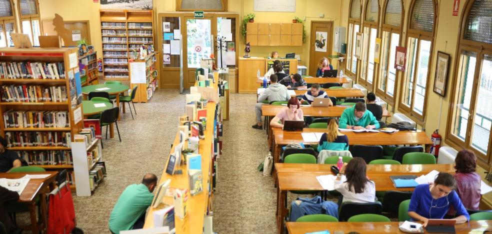 El cierre de bibliotecas sólo afecta a Granada