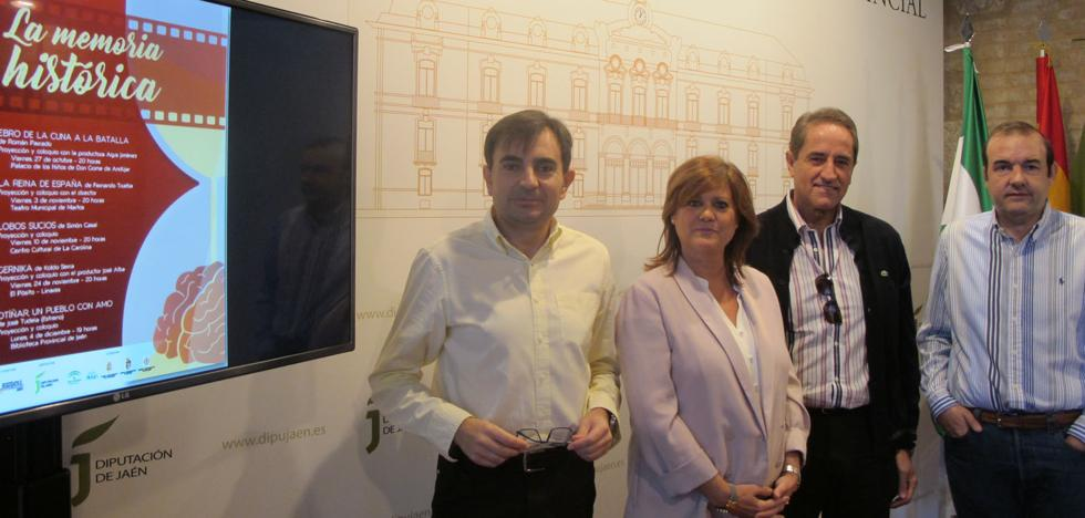 El VIII Ciclo de Cine 'La memoria Histórica' proyectará sus películas en cinco municipios de la provincia de Jaén