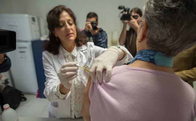 Salud pone a disposición de la provincia 153.598 dosis de vacunas contra la gripe