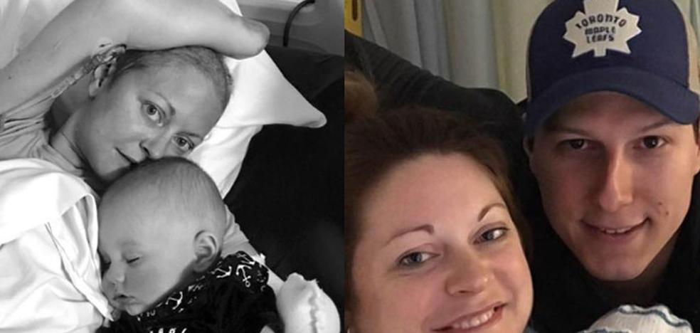 Contrae gangrena en el hospital tras dar a luz y pierde manos y piernas