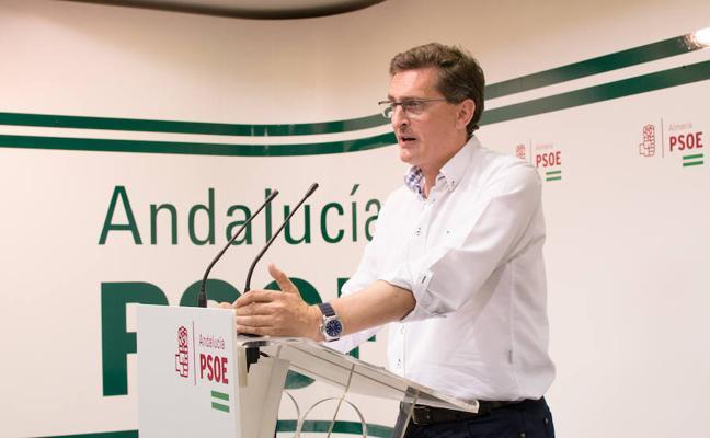"""El PSOE de Almería insta a Hernando a """"usar su influencia"""" para que Tejerina reciba a la Mesa del Agua"""
