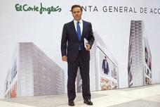 Dimas Gimeno cede el poder ejecutivo de El Corte Inglés a dos consejeros delegados