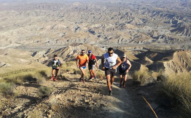 El II Trail Monte Alfaro, un reto exigente y atractivo