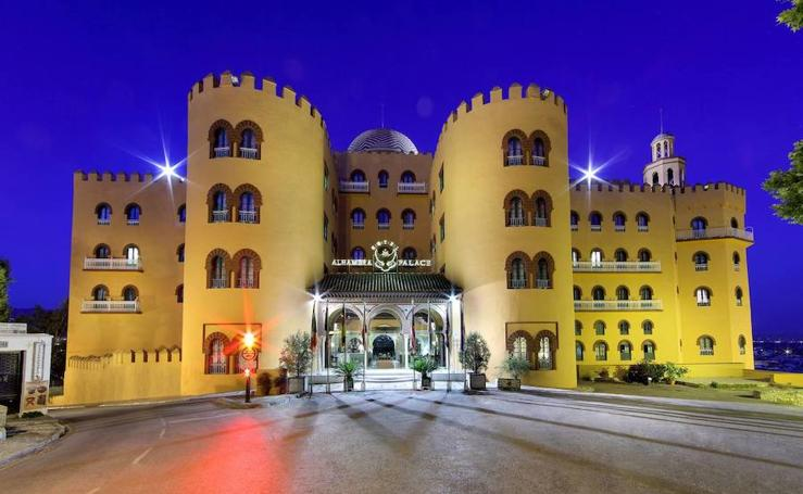 El histórico Hotel Alhambra Palace logra su quinta estrella