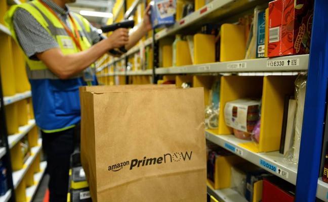 Amazon quiere entrar en casa