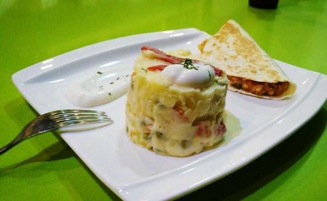 4 restaurantes vegetarianos y veganos para comer en Granada