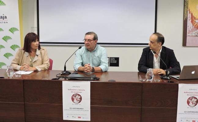 Micaela Navarro: «El PSOE ha defendido siempre los derechos y libertades de este país»