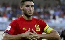 """Abel Ruiz: """"Lo importante es ganar la final. Si mis goles ayudan, mejor"""""""