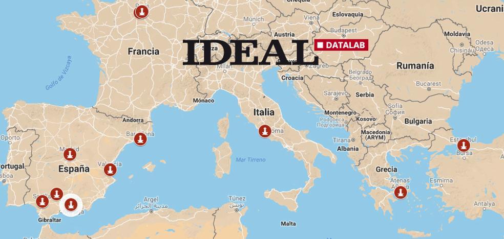 Cómo y dónde comprar entradas para los 20 monumentos más visitados de Europa