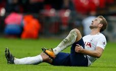 Kane es duda para el partido ante el Real Madrid