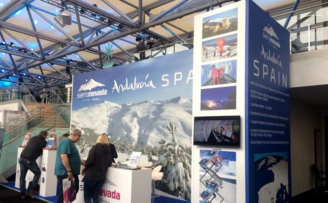 Sierra Nevada arranca la promoción de la temporada de esquí