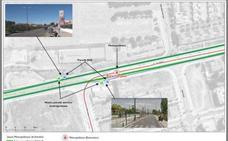 Este lunes abre la nueva parada de autobuses metropolitanos en Granada