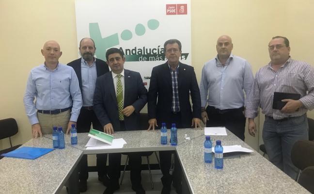 'Todos a una por Linares' explica sus metas al PSOE para que amplíe las partidas en 2018