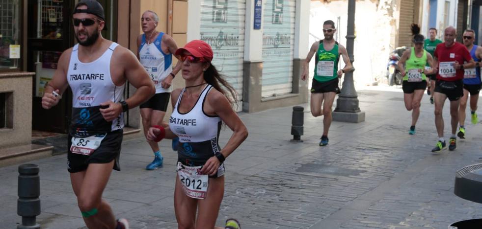 Zhor El Amrani se lleva en Santa Fe el GP de Fondo Diputación