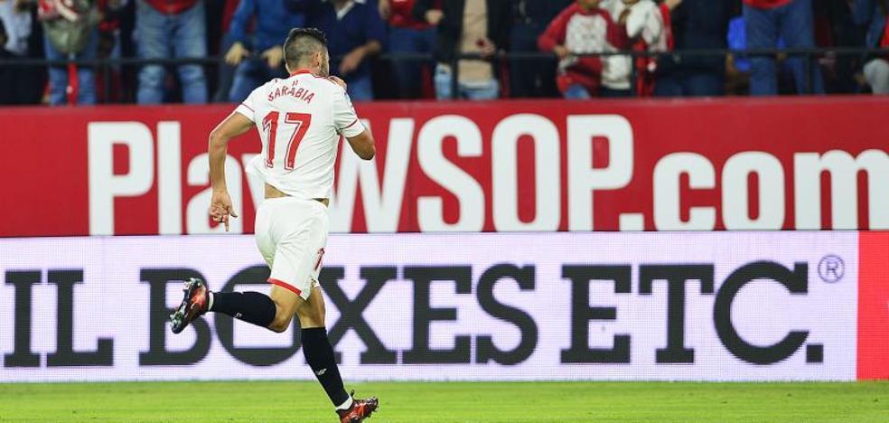 El Sevilla vuelve a ganar y rompe la racha del Leganés