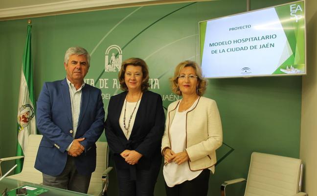 La Junta analiza qué modelo hospitalario quiere Jaén para los próximos 10 años