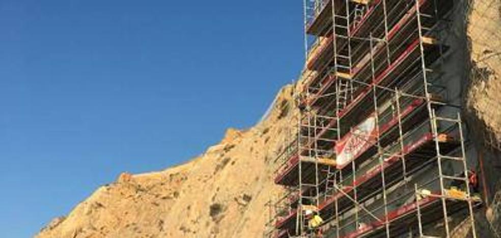 Las obras en El Cañarete se dilatarán tres semanas más