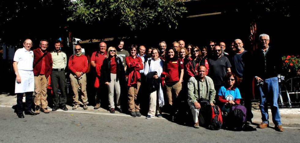 La Alpujarra acoge unas jornadas de investigación científica en la Red de Parques Nacionales
