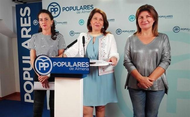 """El PP-A critica la """"gran mentira del agua"""" de la Junta, que reduce en 24,3 millones las ayudas a regantes para 2018"""