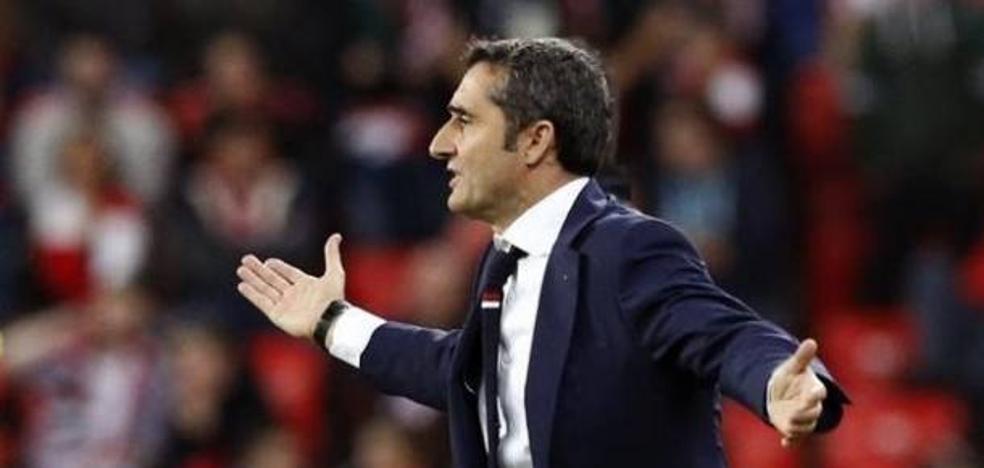 Valverde: «Siempre he sentido el respeto de toda la gente en Grecia»
