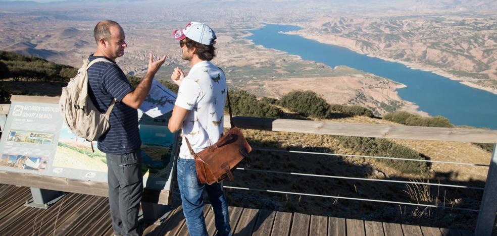 Granada pedirá a Unesco antes de diciembre que los Valles de Norte sean Geoparque Mundial