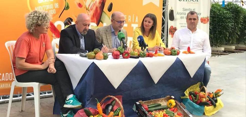 Almería Gourmet sitúa a El Ejido como capital gastronómica de Andalucía la próxima semana