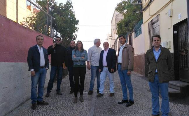 El Ayuntamiento estudiará las peticiones de Antonio Díaz