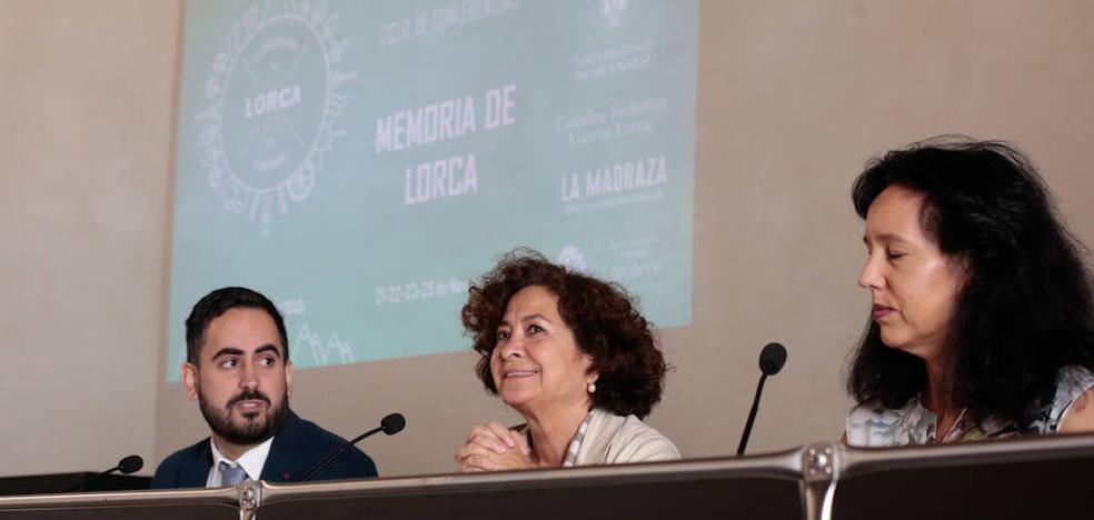 Un ciclo aborda con De Loxa, García Montero y Gibson el nexo entre Lorca y la Alpujarra