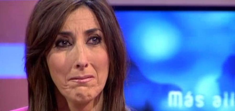 "La amenaza de Paz Padilla a Sálvame: ""Si pasa, me voy"""