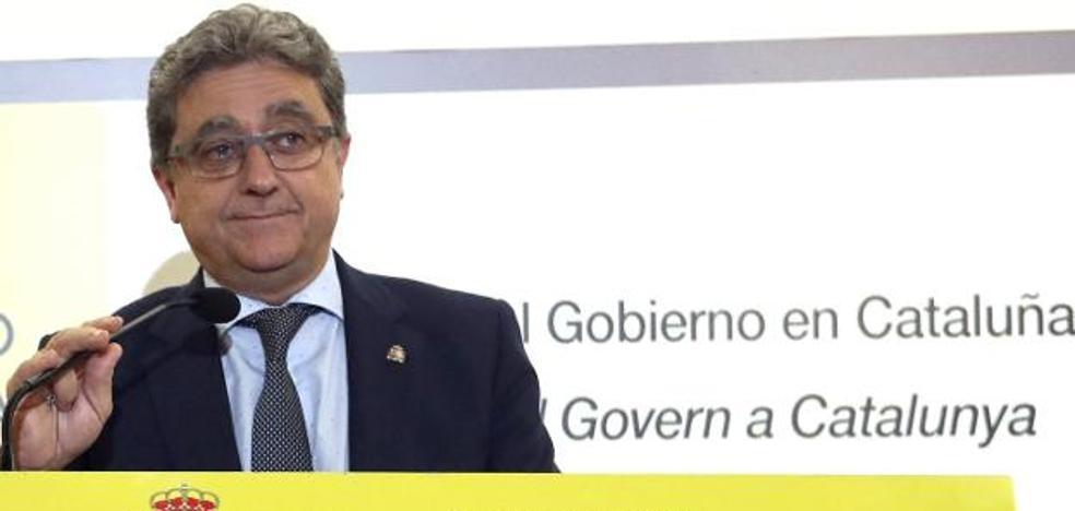 El Gobierno obvia a Puigdemont y explica el 155 a los embajadores acreditados en España
