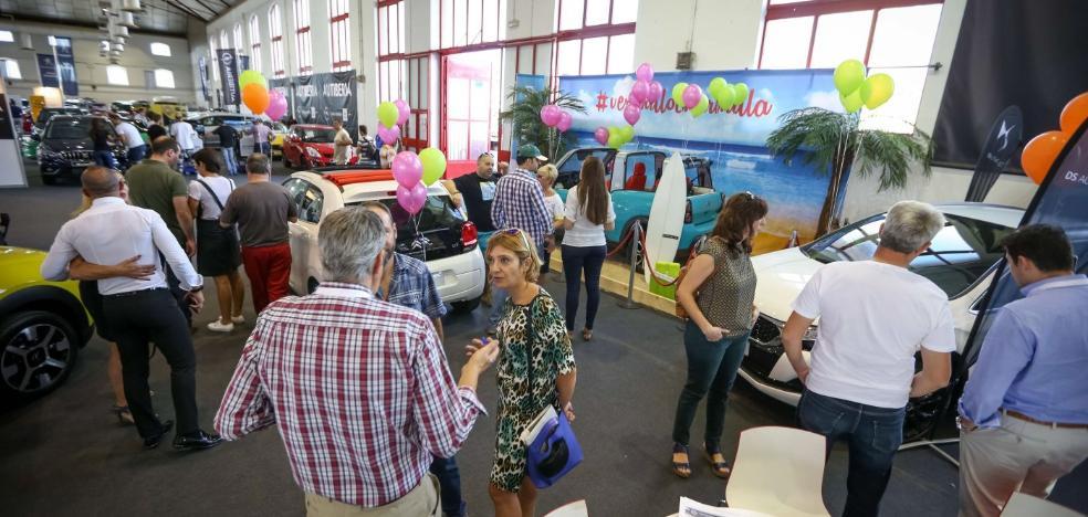 Este fin de semana llega la Feria del Motor