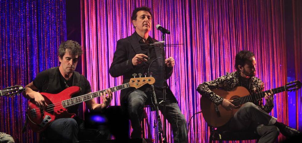 Manolo García presentará su nuevo disco en Jaén