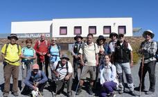 El Club de Senderismo Deportivo 'Los Cachurros' de Ogíjares visita la Alpujarra