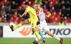 El Villarreal comienza a despegar en Europa