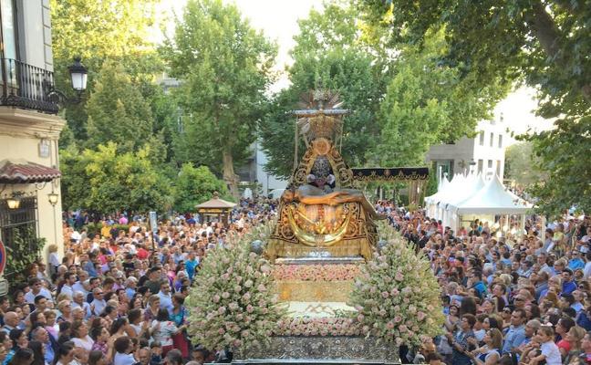 Las hermandades de la Virgen de las Angustias se citan en Granada