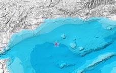 La costa granadina tiembla por un terremoto con epicentro en el mar de Alborán
