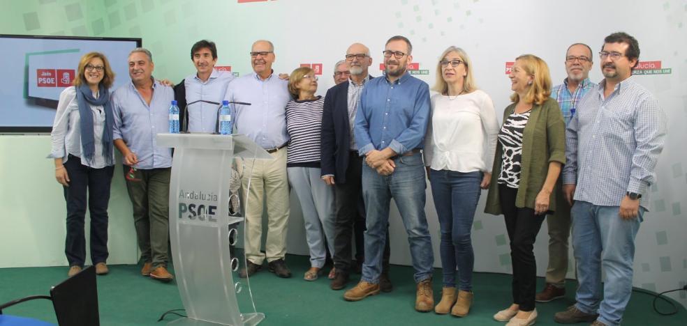 José Sánchez confía en conseguir la secretaría local del PSOE