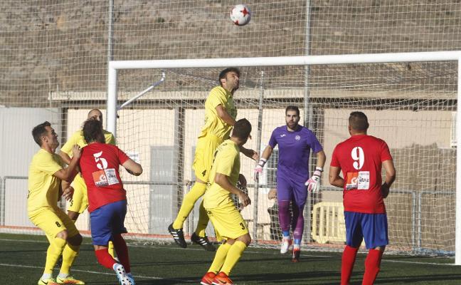 El Huércal Overa, en zona de descenso, recibe al Águilas FC, un 'gallo' del grupo