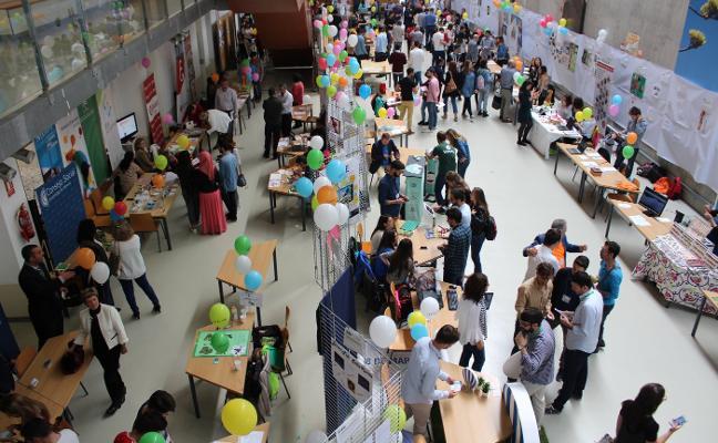 La UAL se convierte en referente universitario nacional del emprendimiento