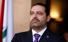 El primer ministro libanés teme por su vida y dimite