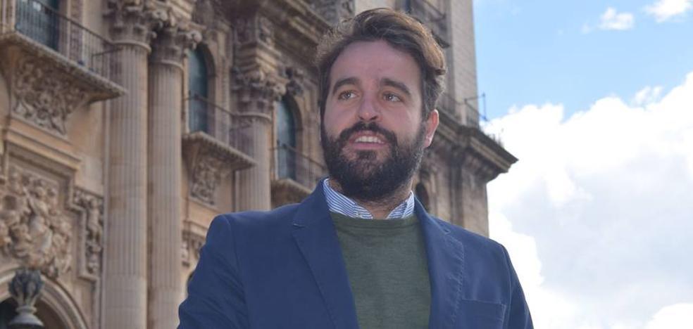 Juan Francisco Serrano, proclamado Secretario General de JSA-Jaén