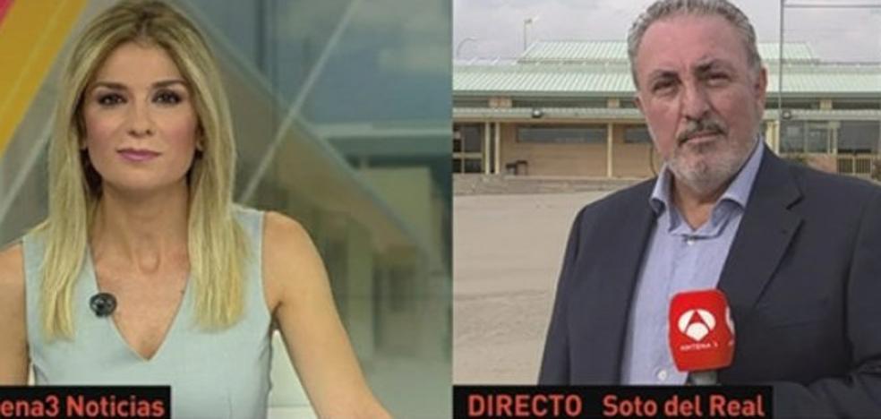 Un reportero sufre un infarto en pleno directo durante una cobertura de Antena 3