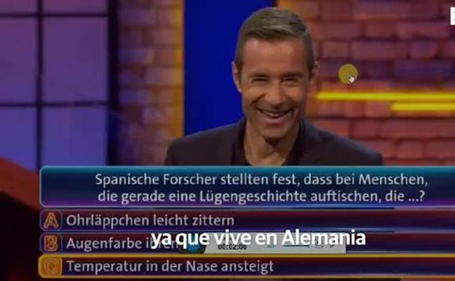 La televisión alemana pregunta en un concurso por el 'efecto Pinocho' de la UGR
