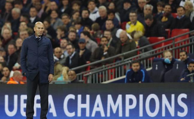 Zidane: «Tampoco soy ahora el peor entrenador del mundo»